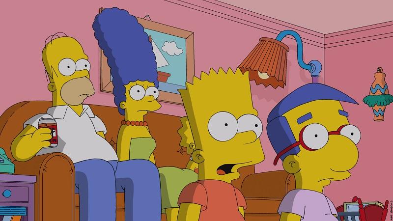The Simpsons Dizisinin Önceden Tahmin Ettiği 15 Olay