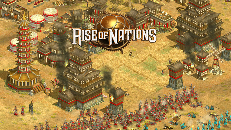Son Jeton - Rise of Nations