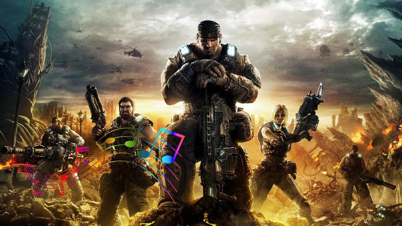 Unutulmaz Oyun Müzikleri: Gears of War - Mad World