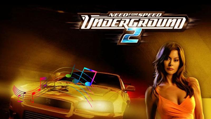 Unutulmaz Oyun Müzikleri: NFS Underground 2 - Riders On The Storm