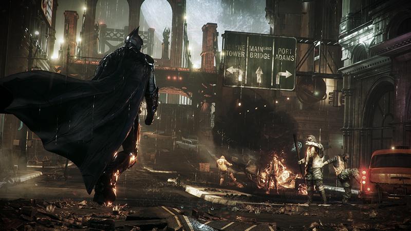 Batman Arkham Serisinin Yeni Oyunu Batman: Arkham Legacy Mi Olacak?