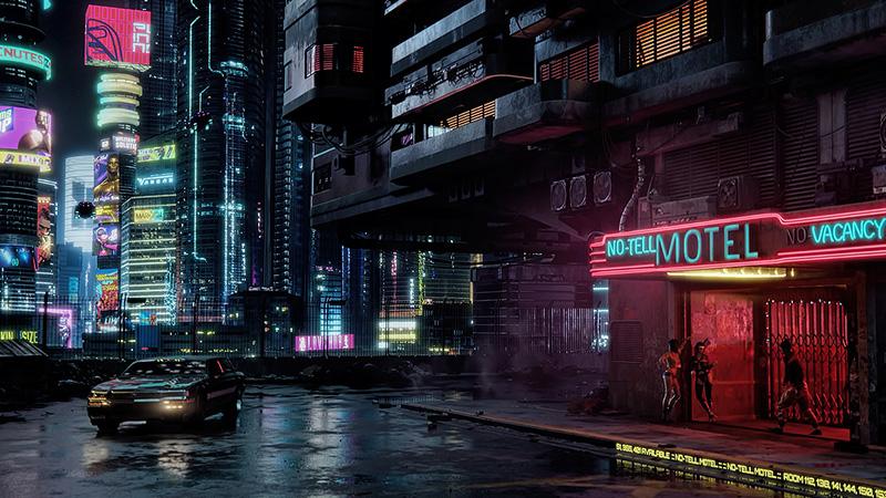 Cyberpunk 2077 Fotoğraf Yarışmasına Davetlisiniz