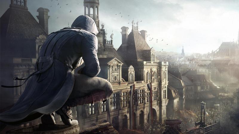 Assassin's Creed'in Yaratıcısı, Kule Tırmanma Mekaniği İçin Özür Diliyor