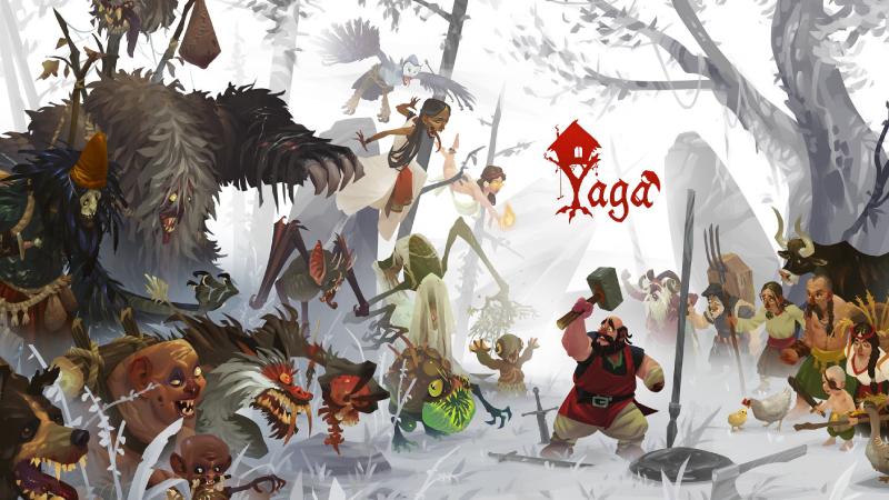 Beklediğimiz Indie'ler - Yaga