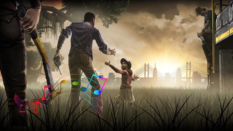 Unutulmaz Oyun Müzikleri: The Walking Dead - Take Us Back