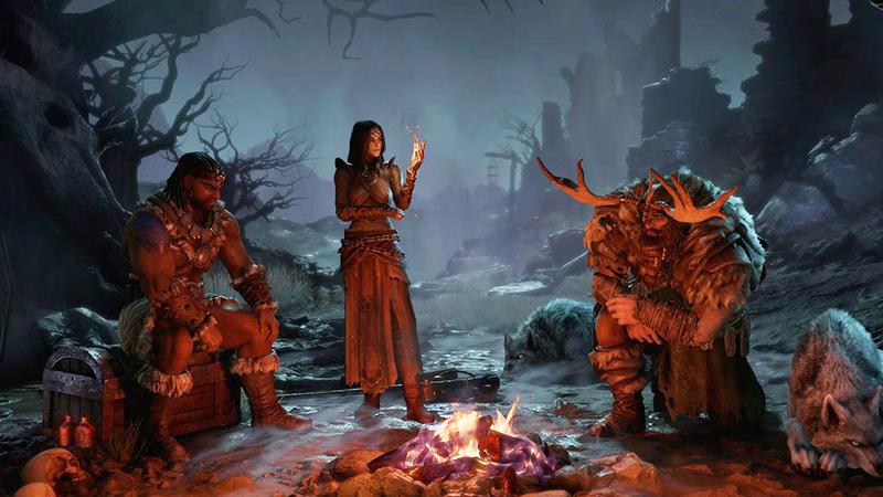 Diablo 4'ün Barbar Sınıfı 24 Dakikalık Oynanış Videosuyla Karşımızda