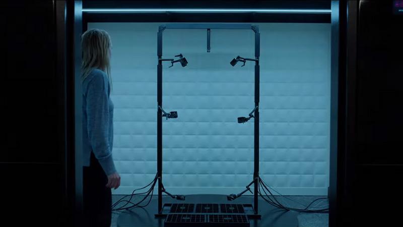 Yeni Görünmez Adam Filminden İlk Fragman Yayınlandı