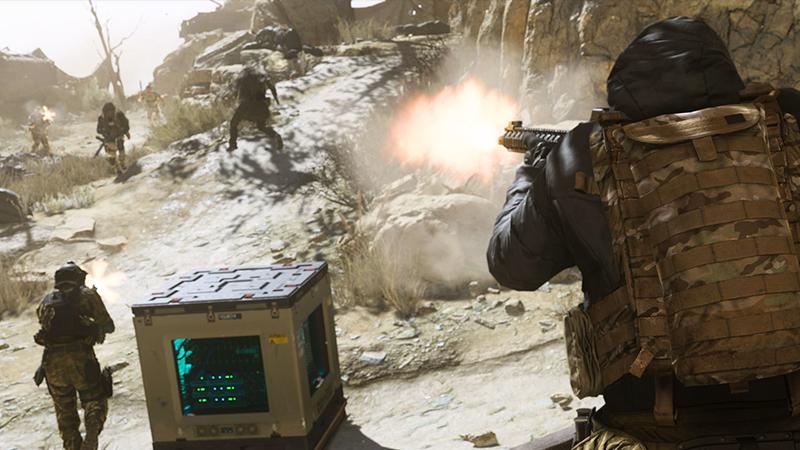 Call of Duty: Modern Warfare, İlk Harita Güncellemesine Bugün Kavuşuyor