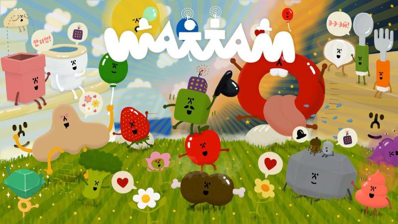 Katamari'nin Yapımcılarının Yeni Oyunu Wattam, Aralık'ta Çıkıyor