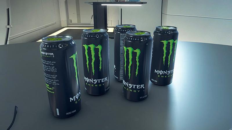 Death Stranding, Monster Enerji İçecekleri Hisselerini Patlattı