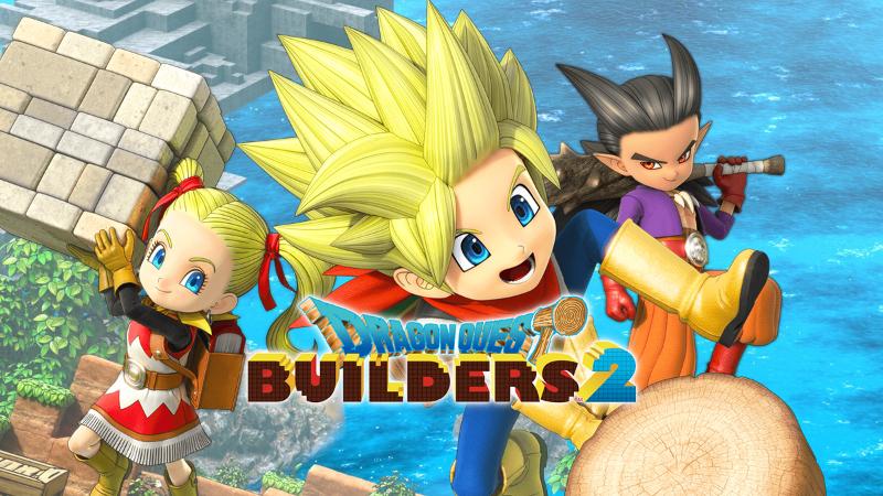 Dragon Quest Builders 2, Aralık Ayında PC'ye Geliyor