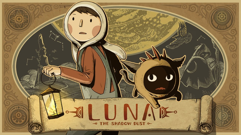 LUNA The Shadow Dust - İnceleme