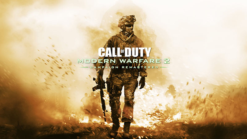 Modern Warfare 2'nin Remastered Versiyonu Çıkış Yaptı!