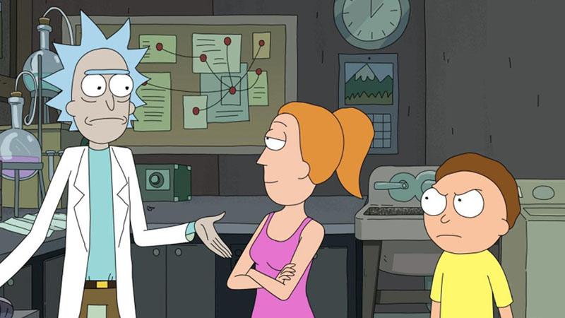 Rick and Morty 3 Mayıs'ta Geri Dönüyor!
