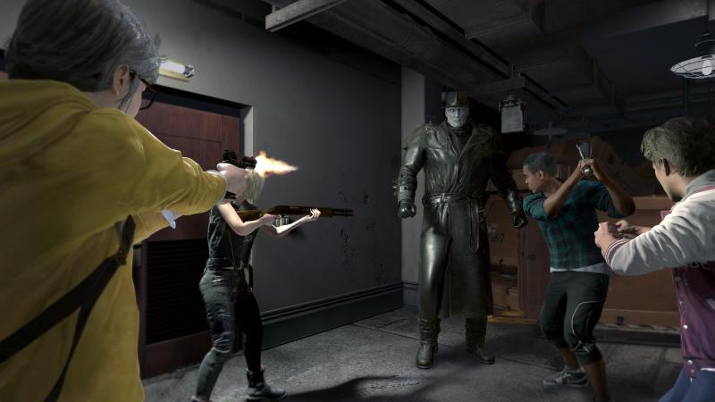 Resident Evil Resistance'ın Steam'deki Açık Beta Süreci Başladı