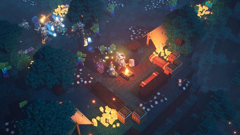 Beklenen Oldu: Minecraft Dungeons'ın Çıkış Tarihi Ertelendi