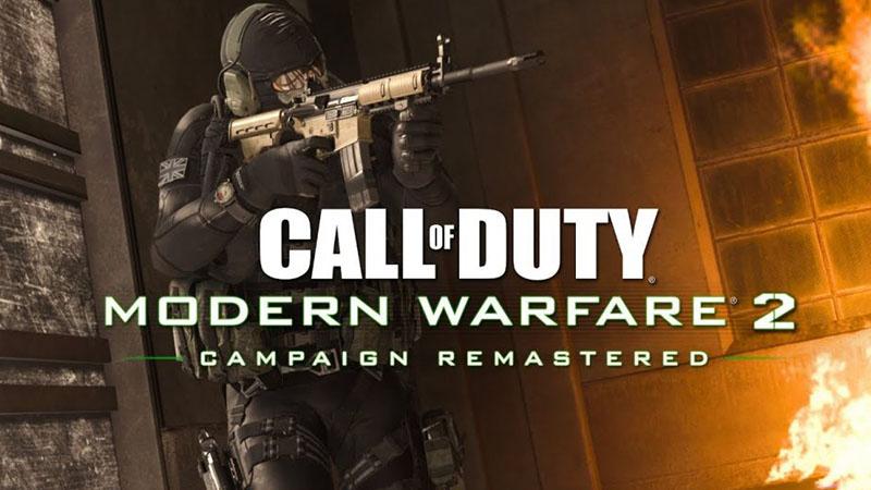 Modern Warfare 2 Remastered Versiyonunda Neden Multiplayer Seçeneği Yok?