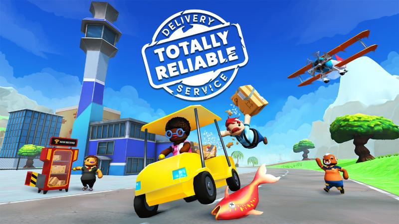 Totally Reliable Delivery Service, Çıkışını Hoş Bir Sürprizle Yaptı