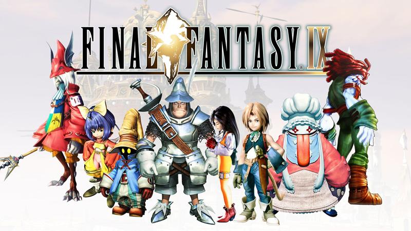 Final Fantasy IX'a Gelen Güncelleme Oyunu Bilgisayardan Siliyor